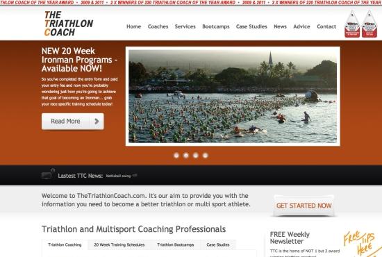 The Triathlon Coach