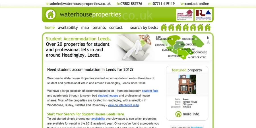 Waterhouse Properties